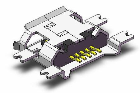 micro usb 手机接口及标准介绍