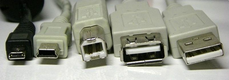 micro usb接口-欧盟强推的电子产品
